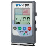 静電気測定器 AD1684 エー・アンド・デイ (直送品)