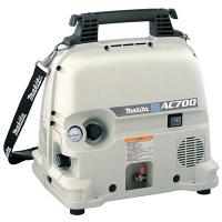 マキタ エアコンプレッサー 軽量12kg AC700 (直送品)