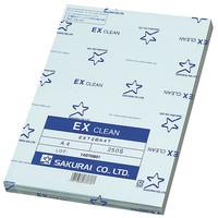 桜井 「現場のチカラ」 EXクリーン ブルー A4 EX72A4SASK 1冊(250枚)