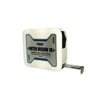 原度器 プロマート 内寸・深さ測定メジャー インタービジョン16 16mm幅×3.5m IN1635