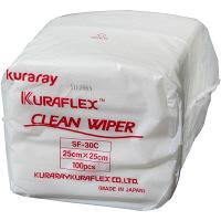 クリーンワイパーSF-30C 1ケース(3000枚:100枚入×30パック) クラレクラフレックス