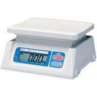 エー・アンド・デイ(A&D) 取引証明用(検定付) デジタルはかり 30kg SK30KI