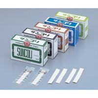 サン化学 簡易菌検出紙 (腸炎ビブリオ用) 1箱(100枚) 6-9517-04 (直送品)