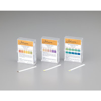 アズワン pH試験紙 009.3 1箱(100枚) 1-1746-08 (直送品)