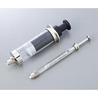 ガスタイトシリンジ 10 mL 10MDR-LL-GT 008960 交換ルアーロック 1-1682-05 (直送品)