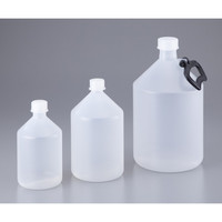 VITLAB 細口ボトル 2000mL 1本 1-1325-05 (直送品)