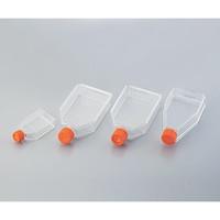 コーニング(Corning) 細胞培養用フラスコ (プラグシールキャップ/カントネック) 25mL 1ケース(500個) 2-2063-01 (直送品)