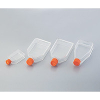 コーニング(Corning) 細胞培養用フラスコ(ベントキャップ/カントネック) 25mL 1ケース(200個) 2-2063-02 (直送品)