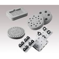 コーニング(Corning) ボルテックスミキサーオプションヘッド 多数本チューブ用 1個 1-2235-11 (直送品)