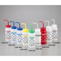 アズワン ラベル付洗浄瓶 11646-0631 脱イオン水 1本 1-8542-02 (直送品)