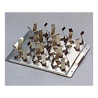 アズワン ラボシェイカー用ホルダー 三角フラスコ200・300ml×8 1個 1-205-06 (直送品)