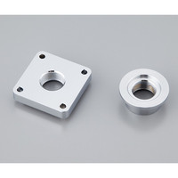 アルバック販売(ULVAC) 吸気アダプター □50吸気アダプター 1個 1-2104-01 (直送品)