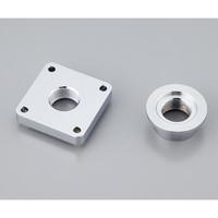 アルバック販売(ULVAC) 吸気アダプター KF25吸気アダプター 1個 1-2104-02 (直送品)