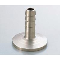 エドワーズ ノズル・アルミニウム製 NW25 C10514645(アルミニウム製) 1個 1-3049-02 (直送品)
