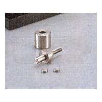 アズワン ハンドプレス 12mm アダプター 1個 1-312-03 (直送品)