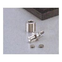 アズワン ハンドプレス 15mm アダプター 1個 1-312-04 (直送品)