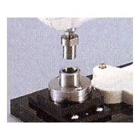 アズワン ハンドプレス 20mm アダプター 1個 1-312-05 (直送品)