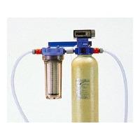 栗田工業 カートリッジ純水器用 フィルターハウジングセットF 1個 1-3134-11 (直送品)