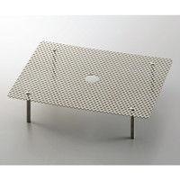 アズワン ウォーターバス 角型用 スノコ 195×155mm 1個 1-3146-12 (直送品)