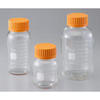 PYREX メディウム瓶広口(PYREX(R)) 500mL 1本 2-1957-01 (直送品)