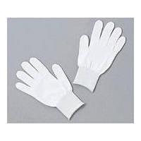 アズワン アズピュアインナー手袋指先あり Mサイズ 10双入 1-4294-02 1セット(1袋:10双入×1)
