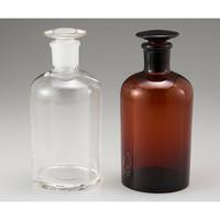 アズワン 細口共栓瓶 白 60mL 1本 1-4393-02 (直送品)
