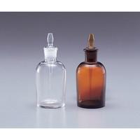 アズワン スポイト瓶(ゴム無) 茶 60mL 1本 1-4396-02 (直送品)
