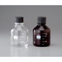 アズワン アイボトル短型(茶) 250mL 1本 1-4567-12 (直送品)