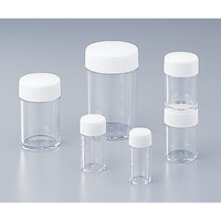 アズワン PSスクリュー管瓶 100mL 1本 1-4628-06 (直送品)