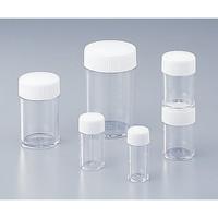 アズワン PSスクリュー管瓶 15mL 1本 1-4628-03 (直送品)