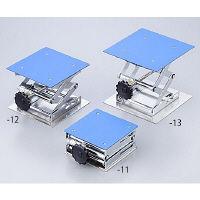アズワン コーティングラボジャッキ(フッ素樹脂コーティング) 150×150 1台 1-4641-11 (直送品)