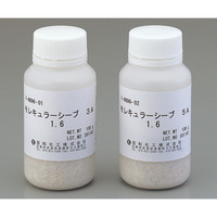 アズワン 乾燥剤 ナトリウムアルミニウムシリケート 1本 1-4896-03 (直送品)