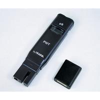 ハンナ インスツルメンツ・ジャパン(HANNA instruments) 電子純水テスター PURE 1個 1-5019-01 (直送品)