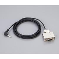 アズワン 酸素モニタOXYMAN パソコン用通信ケーブル 1本 1-5664-16 (直送品)