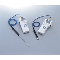 アズワン デジタル温度計 2ch TM-301 1台 1-5812-02 (直送品)