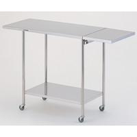 アズワン サイレントラボベンチ 折り畳みテーブル付 1台 1-5922-02 (直送品)