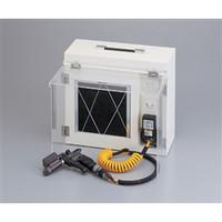 アズワン 集塵式除電エアーガンブース SJEーBT 1ー5975ー01 1台 1ー5975ー01 (直送品)