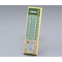 佐藤計量器製作所 トヤマ式乾湿計 ー10〜50℃ 1台 1-627-01 (直送品)