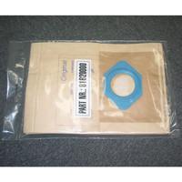 ニルフィスク(Nilfisk) ペーパーバッグ 81620000 5枚入 1袋(5枚) 1-6311-11 (直送品)