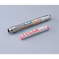 日油技研工業 サーモクレヨン M-520 淡い黄緑 1本 1-639-33 (直送品)