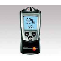 テストー(TESTO) ポータブル温湿度計 testo610 1台 1-6444-01 (直送品)