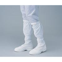 ゴールドウイン ファスナー付き静電安全ブーツ PA9850 25.5cm 1足 1-6471-06 (直送品)