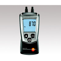 テストー(TESTO) ポータブル差圧計 testo510 1個 1-6477-01 (直送品)