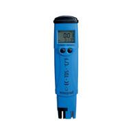 ハンナ インスツルメンツ・ジャパン(HANNA instruments) 日常防水型導電率計 DiST5 1個 1-6510-01 (直送品)