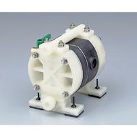 ヤマダコーポレーション ダイヤフラムポンプ 10000mL/min NDP-5FPT 1台 1-656-03 (直送品)
