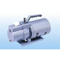 アルバック販売(ULVAC) 油回転真空ポンプ 156×344.5×199.5mm 一段式 1台 1-672-07 (直送品)