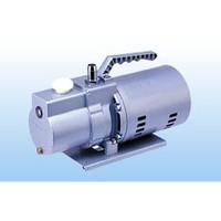 アルバック販売(ULVAC) 油回転真空ポンプ 156×344.5×199.5mm 二段式 1台 1-672-08 (直送品)