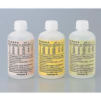 横河計測 pH標準液 K9084LM(pH7)6本入 1箱(6本) 1-6913-05 (直送品)