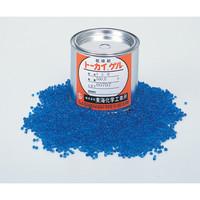 アズワン シリカゲルA型 球状 ビーズ5UP青 1-7315-01 1缶 (直送品)