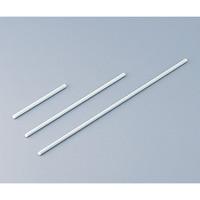 アズワン PTFE撹拌棒 鉄芯型 φ6×250mm 003.250 1本 1-7735-04 (直送品)